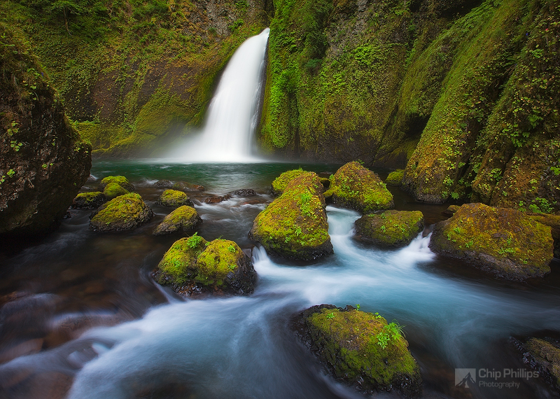 """Wachlella Falls"""