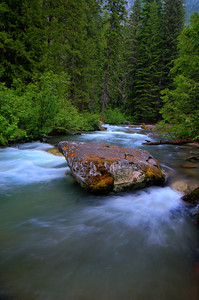 White River Falls - Lake Wenatchee, Washington