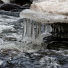 Spring Ice Formation