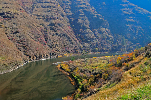 Fall on the Grande Ronde and Snake River