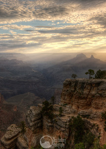 Dawn at Grand Canyon  HDR