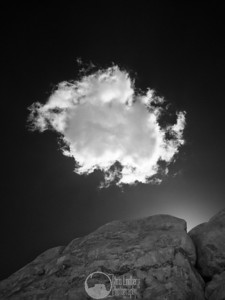 Arches National Park Infrared