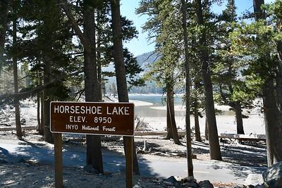 Yep Horseshoe lake