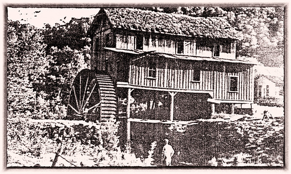 Historic Picture of Turner Mill IV