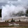 293  G Grand Geyser Erupting
