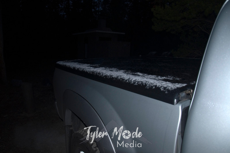155  G Morning Snow Dusting