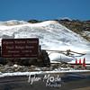1254  G Alpine Visitor Center Sign