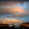 7  G Evening Sunset Rainbow