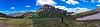 Uncompahgre Peak, west face, Colorado San Juan Mountains