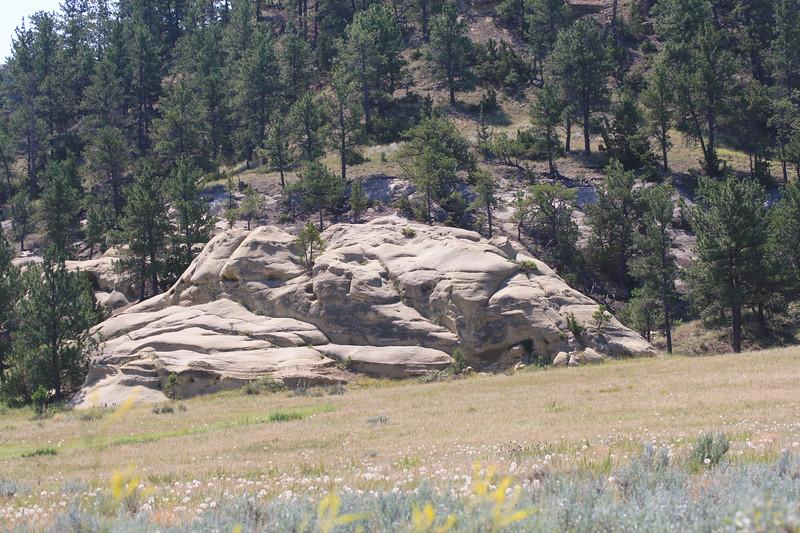 MT Sandstone Rock_SS80086