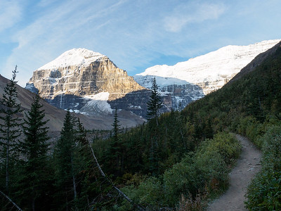 Mt. Lefroy