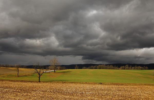 Rockingham County (VA, USA) Landscapes