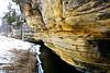 Rock Formation, Pier Natural Bridge Park, Richland County, Wisconsin