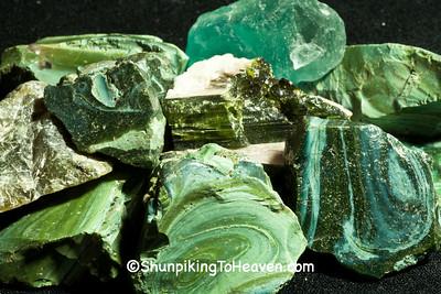 Rough Crystals, Dane County, Wisconsin