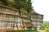 Steamboat Rock, Richland County, Wisconsin