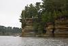 Hawk's Bill, Lower Dells of the Wisconsin River, Wisconsin Dells, Wisconsin