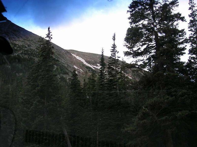 ALpine Center Ridge