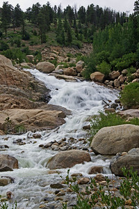 Alluvial Fan Waterfall