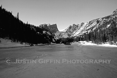 Dream Lake & Hallet Peak