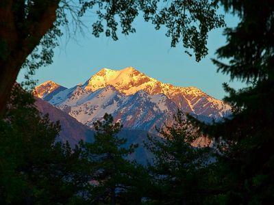 Rocky Mountain Scenery