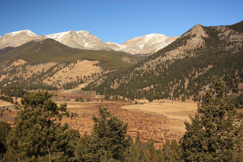 Mountainous View