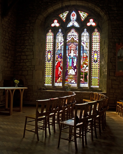 Romaldskirk Church