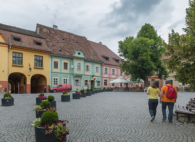 Sighisoara colour