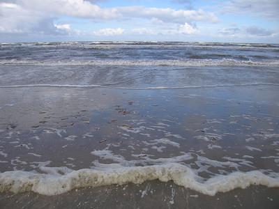 235 km varen naar Schiermonnikoog