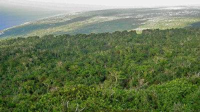 View from Relay Tower, Rota, CNMI