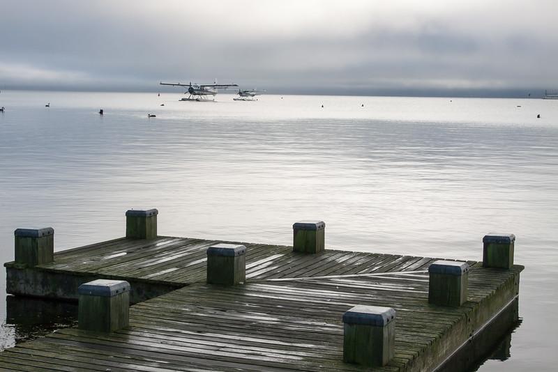 Seaplanes on Lake Rotorua