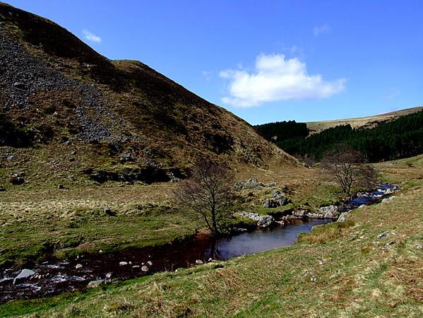 Harthope Valley, Northumberland