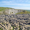 Malham Cove Limestone path