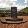 Airforce WWII Memorial in College Valley, Northumberland
