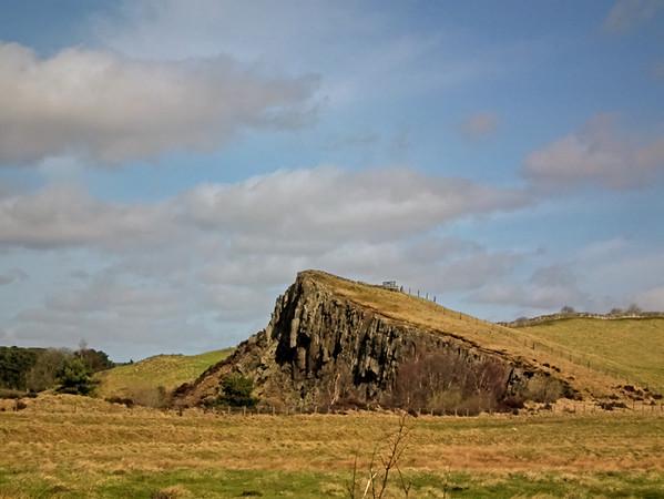 Milecastle 42, Hadrian's Wall, Northumberland