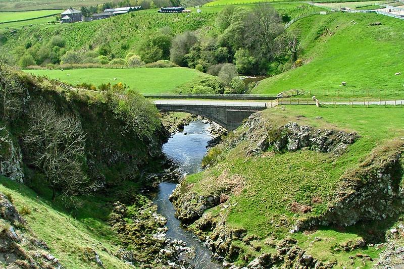 Coquet Valley, Northumberland