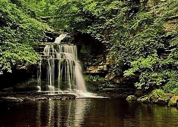 West Burton Falls, Yorkshire