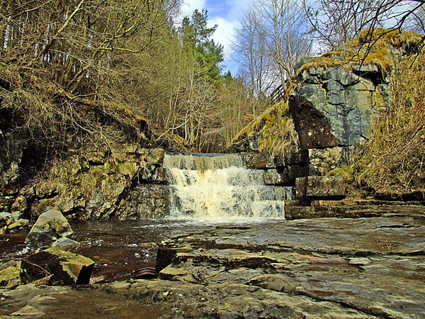 Gibsons Falls, Teesdale