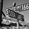 State HWY 166 & Soda Lake RD