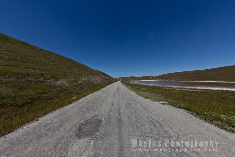 Soda Lake Road, Carrizo Plain