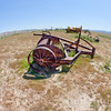 Derelict Farm Equipment, Traver Ranch