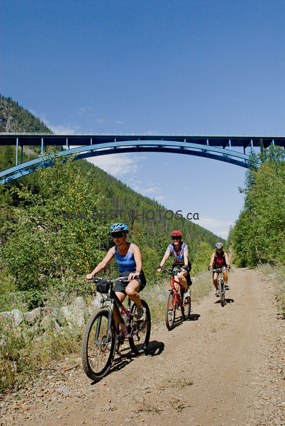 Cycling the KVR