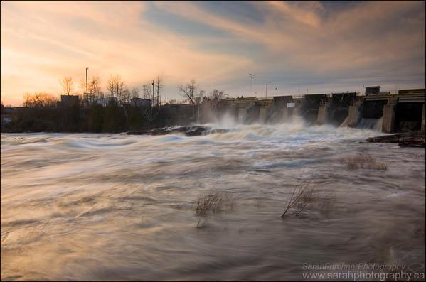 Sturgeon River. West Nipissing, Ontario.