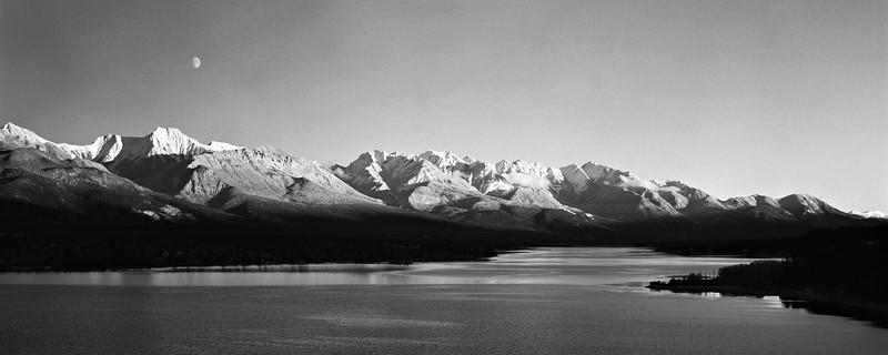 November Moon<br /> Winner - Best Landscape - Banff Mountain Film Festival 2008