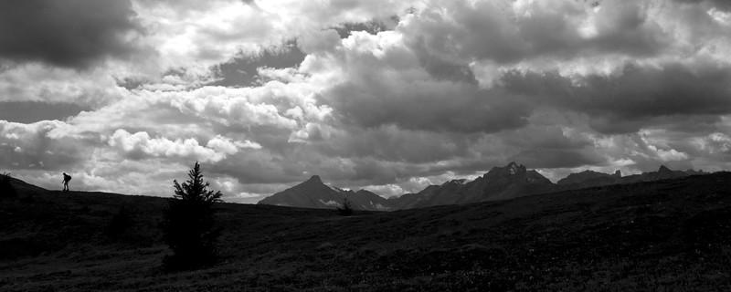 Mount Bruce Skyline