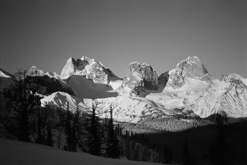 Winter Bugaboos