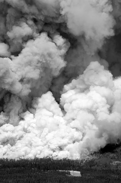 Mitchell Ridge Fire