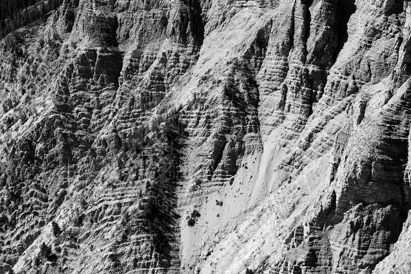 Layered Rockies