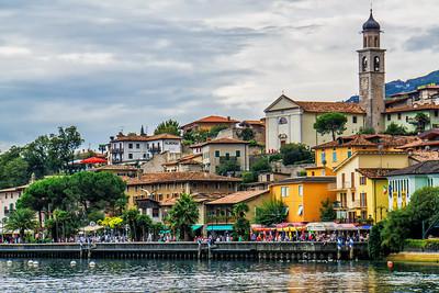 Limone, Gardasee | Lake Garda, 2015