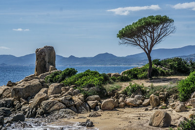 Capo Ferrato, Sardinien