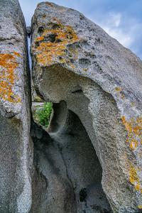 Granitblock, Sardinien
